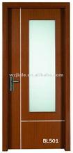 Laminated Glass Molded Door