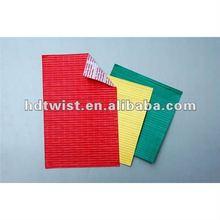 plastic-paper twist ties/Garbage bags' ties