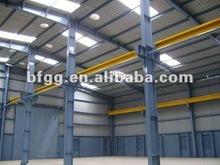 steel construction building