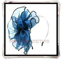 GORGEOUS FLOWER HAIR HEADBAND FASCINATOR BOW ACCESSORY