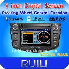DOUBLE DIN 7'' CAR DVD PLAYER TOYOTA RAV4 RL-300-09