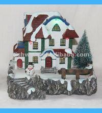 2012 New Hot Christmas Item Of LED House