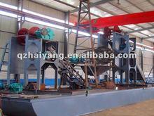 Working chain bucket dredge from Haiyang Machinery