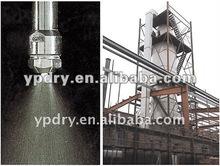 Urea formaldehyde powder drier