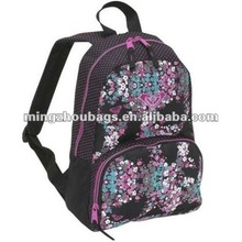 2011 New Style Rose Violet Child School Bags
