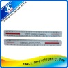 two sides print scale ruler of multifunction