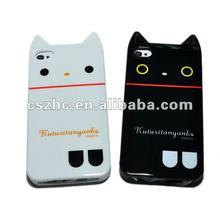2012 hot sale silicone mobile phone case