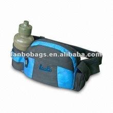 blue fashion waist hip bag 2012