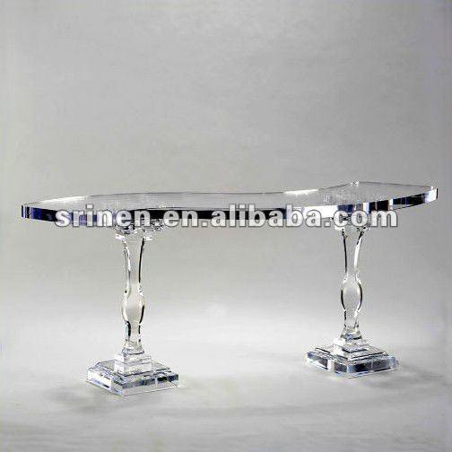 acryl plexiglas plexiglas esstisch bar m bel tisch. Black Bedroom Furniture Sets. Home Design Ideas