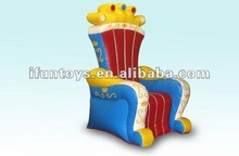 2012 IFUN Best inflatable throne for kid