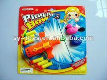 The Arrow EVA Paint ball gun + 2 ducks