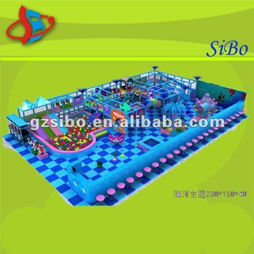 GMchildren indoor soft playground equipment, amusement equipment