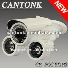 80m Long Distance Varifocal Security Waterproof Camera