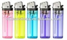 IS0 9994 disposable purified butane flint gas lighter