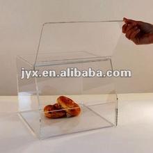 practical acrylic plastic storage box