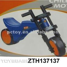 Plastic motorbike child play car