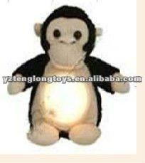 HOT SALE plush monkey lamp