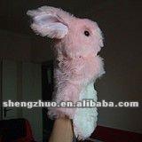 chinese zodiac plush and stuffed hand puppet,cute and soft