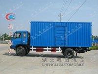 Dongfeng 160hp van truck
