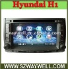 car Radio for Hyundai H1 Grand Starexcar with DVD GPS Bluetooth Function