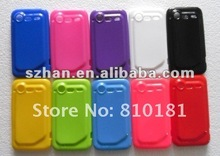 New Soft Crystal TPU Gel Case for HTC Incredible S S710E