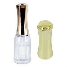 Novel design Nail polish cover/UV plating nail cap