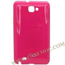 SGP TPU Skin Gel Cover for Samsung Note i9220(hot pink)