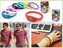 Ion sports wrist bracelet watch