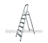 Aluminum Ladder QH-206 For ALDI