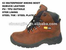 STEEL TOE SAFETY FOOTWEAR /HIKING SHOES 8086