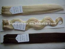 Russia human hair weaving