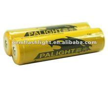 PALIGHT BG 18650 3000mAh 3.7V Protected Li-ion Rechargeable Battery (2pcs)