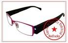 Stainless frame,High quality,High Brightness led Reading glasses or Optical frame
