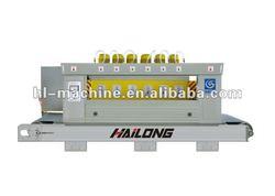 Zdmj 6C Granite Automatic Multi-heads stone polish Machine For Slat