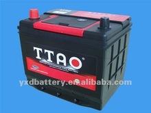lead acid maintenance free automotive storage battery