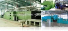 Waste fiber felt production line Nonwoven machinery