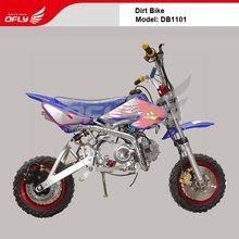 2012 new Dirt Bike Gas-Powered Dirt Bike with 4-stroke 110CC Gasoline Engine DB1101