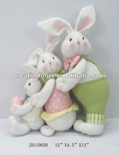 2012 Easter Day plush rabbit, holiday gifts