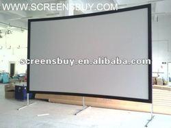 "Fast Fold Screen (72""~400"" including flight case)"