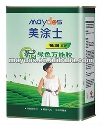 Maydos Low VOC and Formaldehyde free Contact adhesive for laminate and rubber