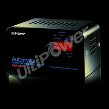 Ultipower 12V 1.5A automatic motorcycle lead acid battery tender