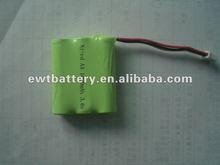 NIMH AA 1000mAh 3.6V Battery pack Cordless phone , PDA , Walkie Talkie ,