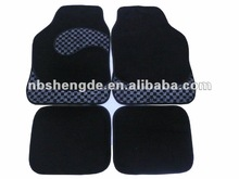 fashion design car floor mat