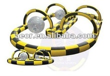 New design Inflatable Race Games in Space Ball/Zorb