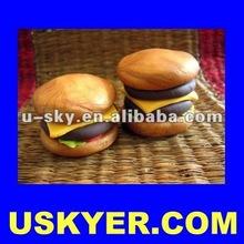 X mini hamburger speaker
