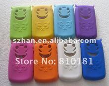 For Blackberry Bold 9700 Silicone Case, Devil Silicone Silicon Skin Case