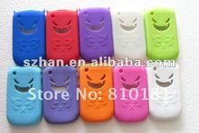 For Blackberry Curve 8520 Silicone Case, Devil Silicone Silicon Skin Case