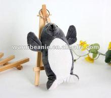 Plush sea dog, Stuffed marine animal, keychain