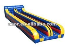 2012 New Inflatable Bunjee Run/inflatable sport games