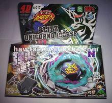 Beyblade hasbro 4D toys/Blitz Unicorno